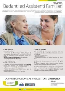 Corso per Badanti ed Assistenti Familiari  2